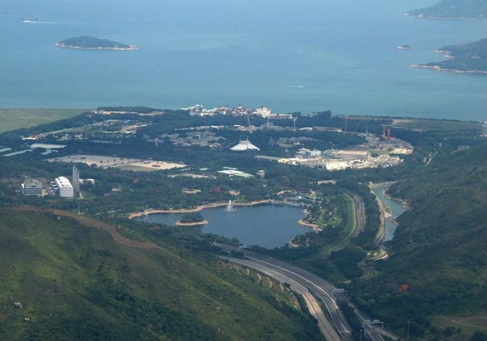 Дисней в Гонконге