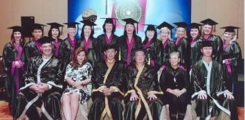 Feng Shui teaching. Academy of Grand Master Yap Cheng Hai (Malaysia)